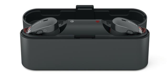 Наушники Sony WF-1000X, WI-1000X и WH-1000XM2 - новинки серии 1000X