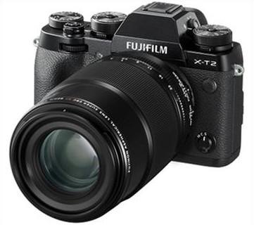 FUJINON XF80mmF2.8 LM OIS WR Macro + X-T2