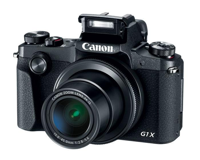 Canon PowerShot G1 X Mark III - новый флагман G-серии