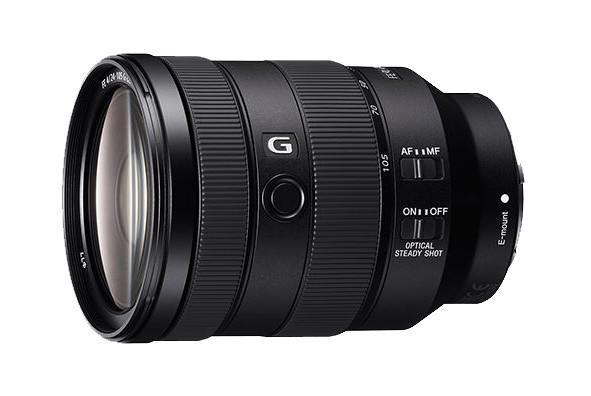 Новый универсальный объектив Sony FE 24-105mm F4 G OSS