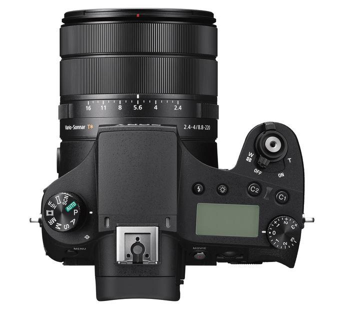 Суперзум Sony Cyber-shot® RX10 IV (модель DSC-RX10M4)