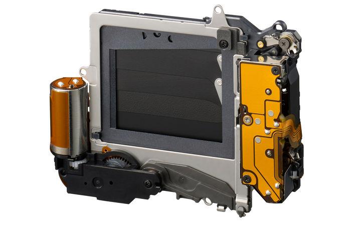 Sony A7R III затвор