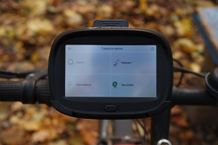 Обзор навигатора для мотоциклистов NEOLINE MOTO 2