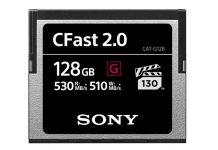 Sony CFast 2.0 серии G