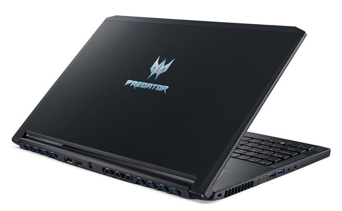 В России стартовали продажи игрового ноутбука Predator Triton 700