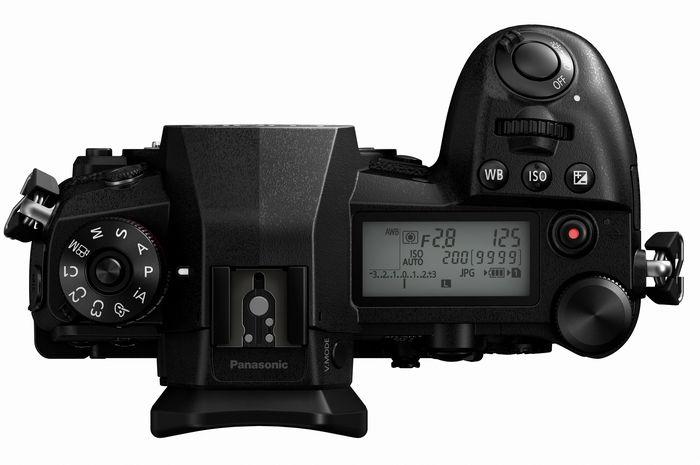 Представлен Panasonic LUMIX DC-G9
