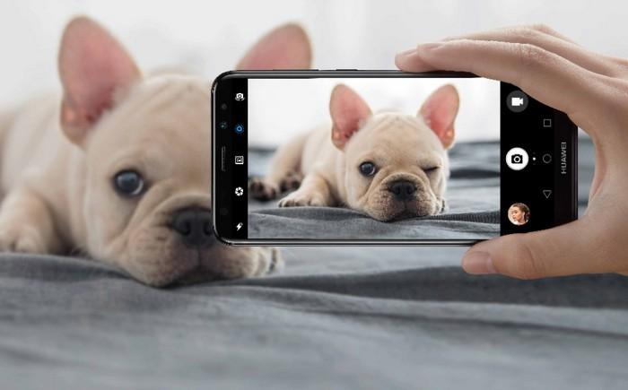 Huawei nova 2i view