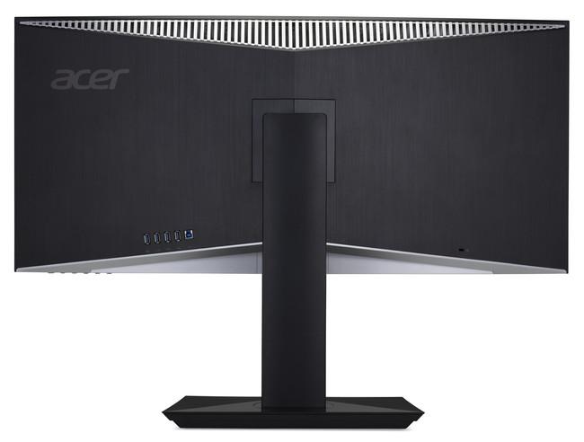 Acer CZ350CK сзади