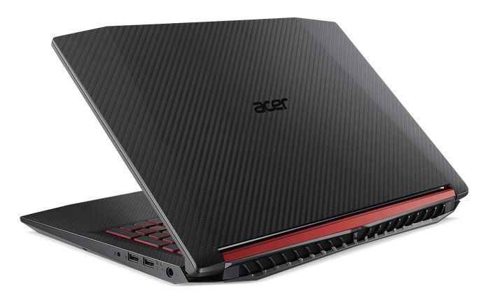 Игровой ноутбук Acer Nitro 5 - разъемы