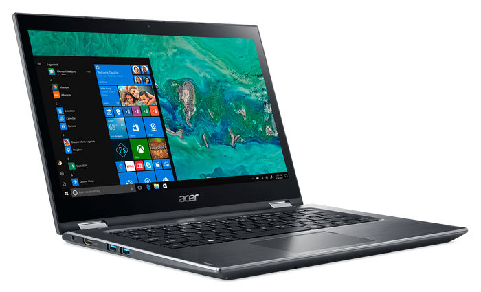 ноутбук-трансформер Acer Spin 3