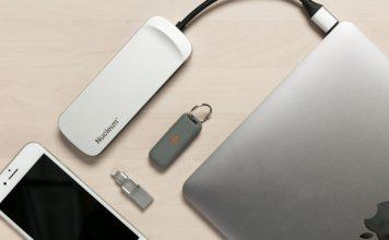 USB-C хаб Nucleum 7-в-1
