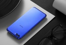 Honor View 10 вид