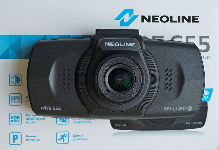 Neoline WIDE S55 + коробка