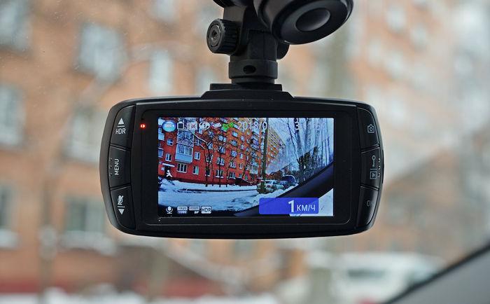 Neoline WIDE S55 дисплей в машине