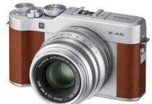 FUJIFILM X-A5 + 35 мм