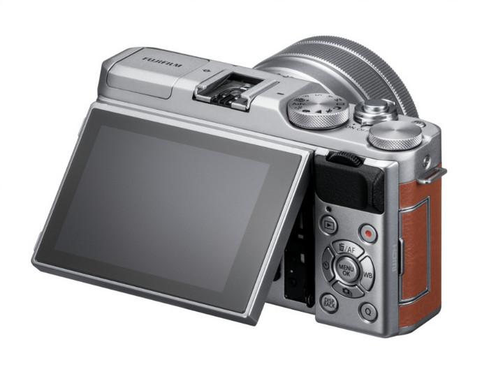 FUJIFILM объявила о выпуске фотокамеры FUJIFILM X-A5