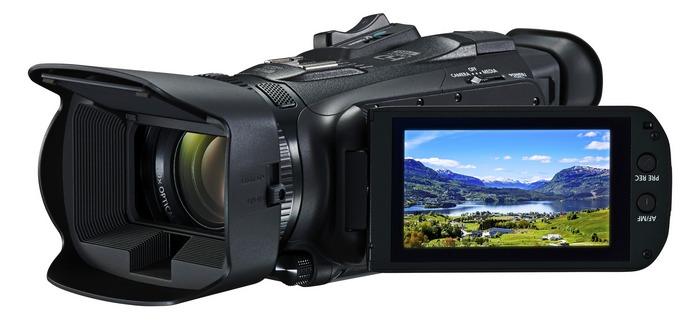 Canon LEGRIA HF G26 - видеокамера для съемки в формате Full HD