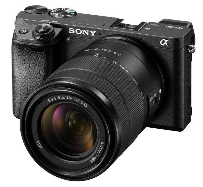 a6300 + Sony 18-135 мм/F3,5-5,6 OSS