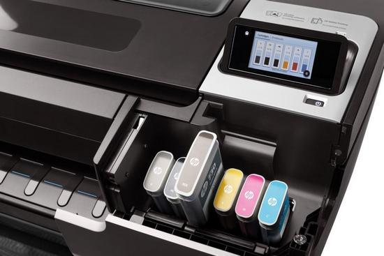 HP представила 44-дюймовый принтер HP DesignJet T1700