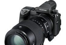 Объектив FUJINON GF250mmF4 R LM OIS WR