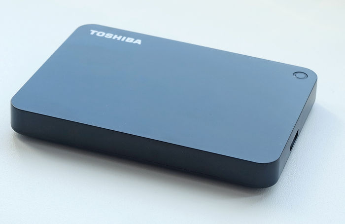 Тест внешнего накопителя Toshiba Canvio Advance 2 ТБ