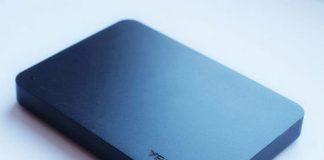 Обзор Toshiba Canvio Basics 2 ТБ