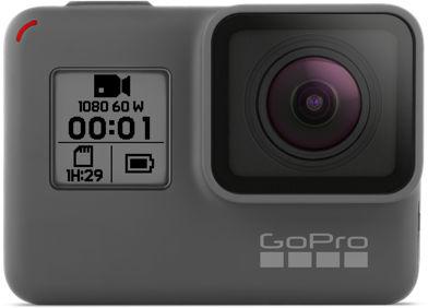 GoPro HERO - недорогая экшн-камера от известного бренда