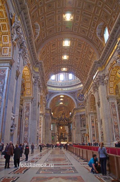 Музеи Ватикана: куда пойти и что посмотреть