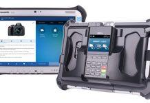POS-терминал на базе планшета Toughpad FZ-G1