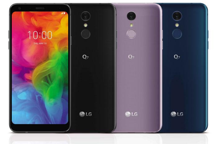 Серия LG Q7