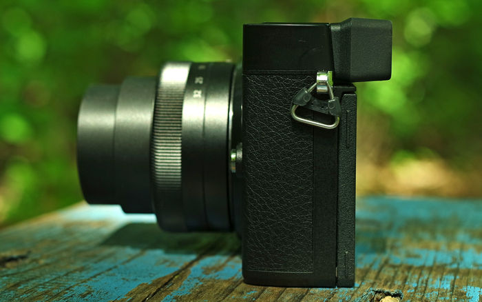 Тест фотокамеры Panasonic LUMIX DC-GX9