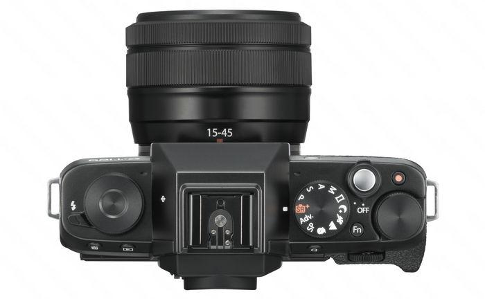 Фотокамера FUJIFILM X-T100: начальный уровень в ретро-дизайне