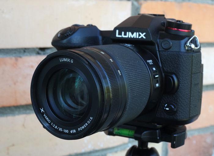 Тест фотокамеры Panasonic Lumix DC-G9