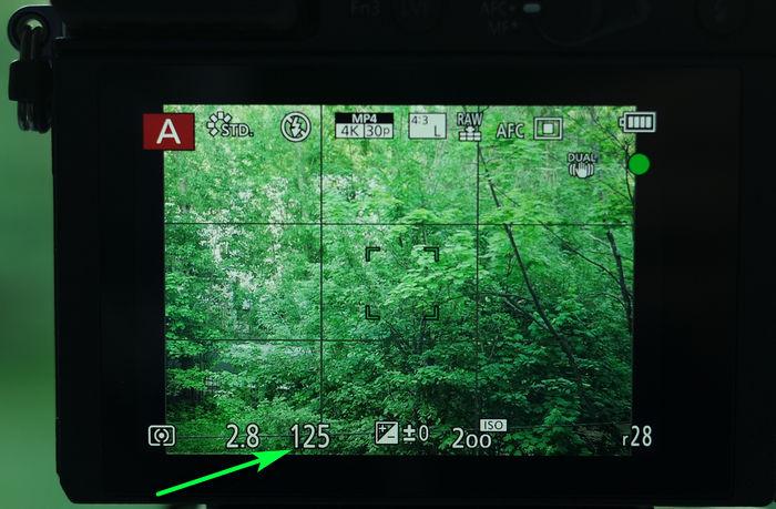 Экспокоррекция в фотоаппарате, для чего это колесико