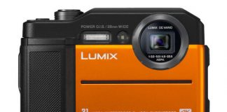 Экшн-камера Panasonic Lumix DC-FT7