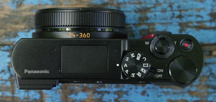 Обзор компактной фотокамеры Panasonic LUMIX DC-TZ200