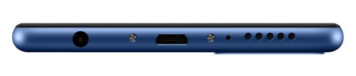 Смартфон Honor 7C Pro с двойной камерой и функцией распознавания лица