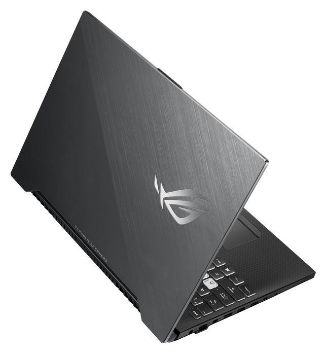 Игровые ноутбуки Asus Strix SCAR II и Hero II