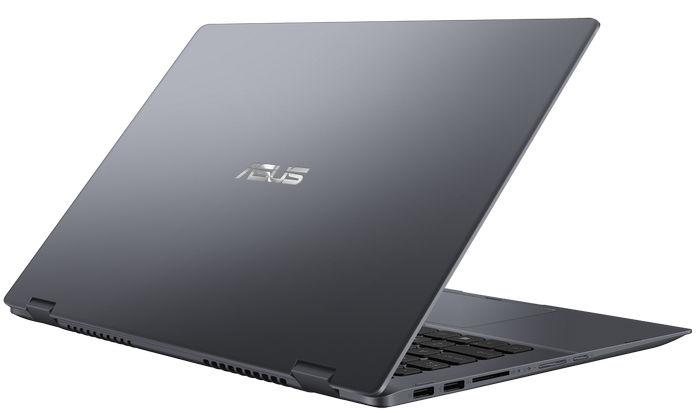 ASUS представила ноутбук-трансформер ASUS VivoBook Flip 14 (TP412)