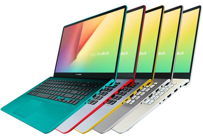 Ноутбуки ASUS VivoBook S15 (S530) и S14 (S430)