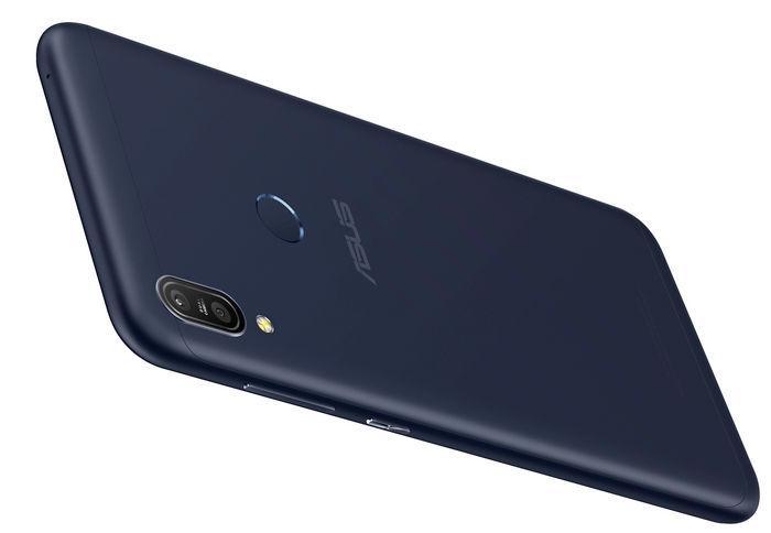 ASUS ZenFone Max Pro (M1) камера