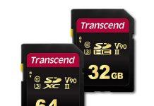 Transcend SDXC/SDHC 700S