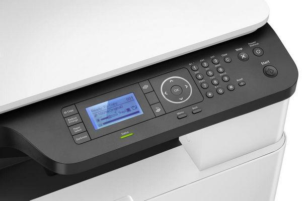 HP LaserJet MFP M433a и M436 печать и копирование до формата А3