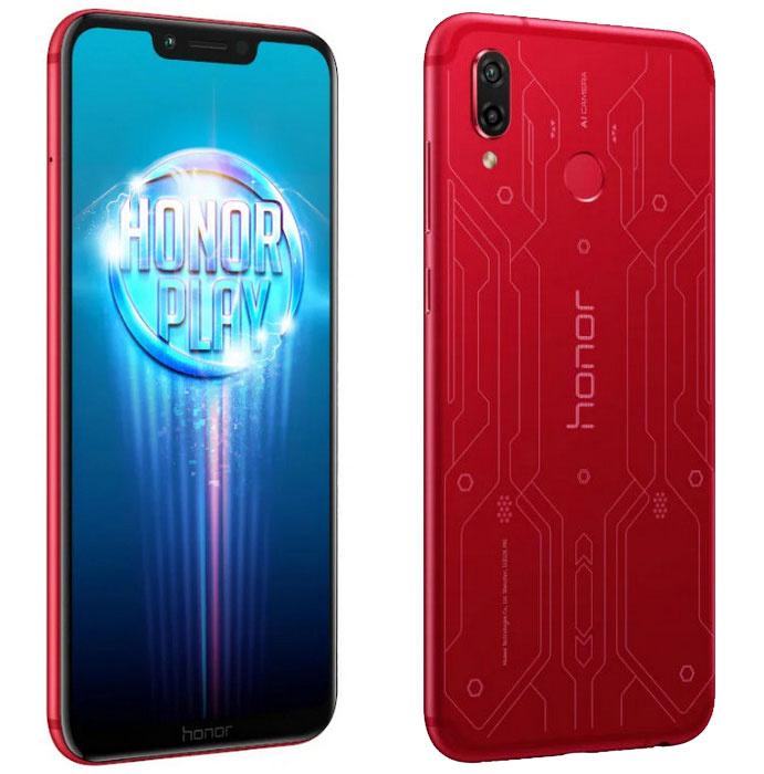 Игровой смартфон Honor Play с технологией GPU Turbo