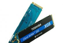 SSD-накопители Toshiba XG6