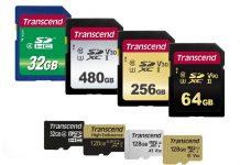 Transcend SD и microSD