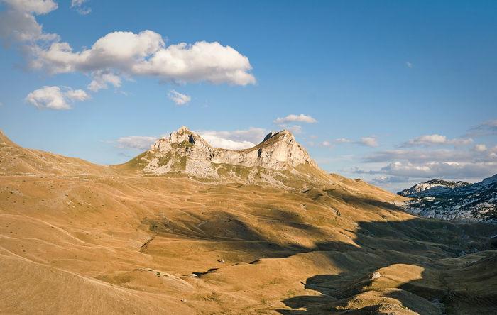 Ду́рмитор — национальный парк в Черногории