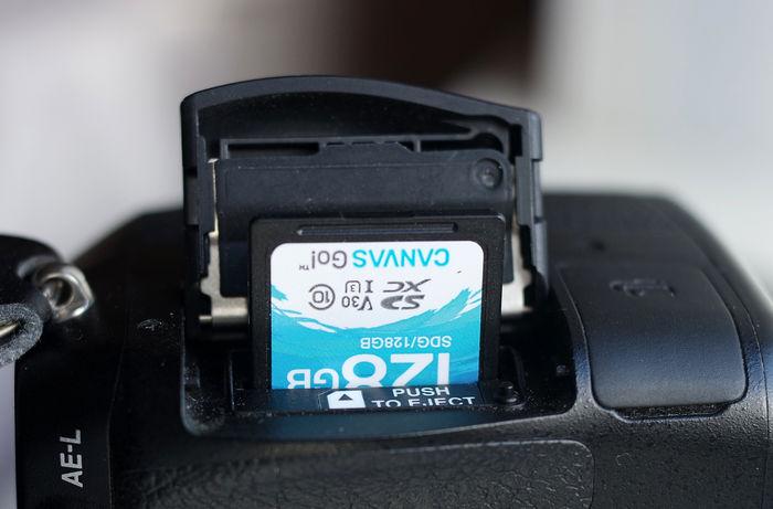Карта памяти microSD Canvas Go!™