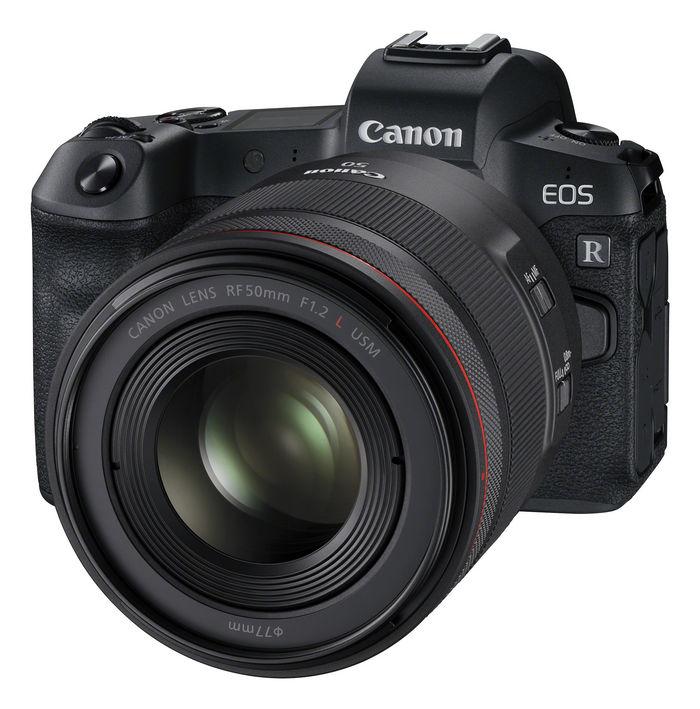 Объектив RF 50mm f/1.2L USM