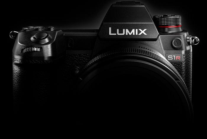 Teaser Panasonic LUMIX S1R и Panasonic S1